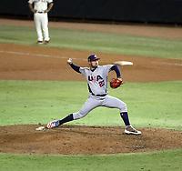 JP Feyereisen - USA Baseball Premier 12 Team - October 25- 28, 2019 (Bill Mitchell)