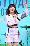 Izurina, Girl pop group BNK48 performs during the Thai Festival 2019 at Yoyogi Park in Tokyo, Japan on May 12, 2019. (Photo by AFLO)