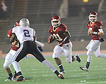 Dutchtown defeats Brother Martin 38-26 in LHSAA 5A football playoff action at Tad Gormley Stadium in New Orleans.