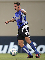 29 June 2005:  Brian Mullan of Earthquakes in action against Rapids at Spartan Stadium in San Jose, California.   Earthquakes defeated Rapids, 1-0.  Mandatory Credit: Michael Pimentel / ISI