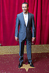 © Licensed to London News Pictures . 16/05/2015 .  The Palace Hotel , Manchester , UK . CHRIS BISSON . The red carpet at the 2015 British Soap Awards , The Palace Hotel , Oxford Road , Manchester . Photo credit : Joel Goodman/LNP