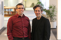 20140106_Brandon Garrett and Jon Ashley w UVa School of Law