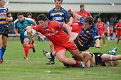 Pre Season Rugby - Stoke v Glenmark