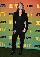 "LOS ANGELES, CA - NOVEMBER 18: Yara Martinez attends the advanced screening for Fox's ""Deputy"" at James Blakeley Theater on the Fox Studio Lot on November 18, 2019 in Los Angeles, California. on November 13, 2019 in Los Angeles, California. (Photo by Frank Micelotta/Fox/PictureGroup)"