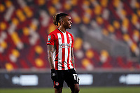 22nd December 2020; Brentford Community Stadium, London, England; English Football League Cup Football, Carabao Cup, Brentford FC versus Newcastle United; Ivan Toney of Brentford