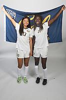 BERKELEY, CA - August, 7, 2016: Kayla Fong (13) and Abigail Kim (17)