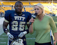 03 November 2007: LeSean McCoy..The Pitt Panthers defeated the Syracuse Orange  20-17 on November 03, 2007 at Heinz Field, Pittsburgh, Pennsylvania.