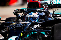 24th September 2021; Sochi, Russia; F1 Grand Prix of Russia free practise sessions;  77 Valtteri Bottas FIN, Mercedes-AMG Petronas F1 Team, F1 Grand Prix of Russia at Sochi Autodrom