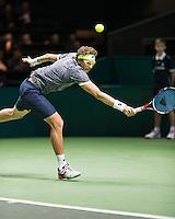 ABN AMRO World Tennis Tournament, Rotterdam, The Netherlands, 16 Februari, 2017, Denis Istomin (UZB)<br /> Photo: Henk Koster