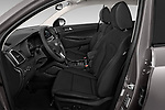 Front seat view of a 2019 Hyundai Tucson Value 5 Door SUV front seat car photos