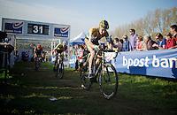 Thijs Van Amerongen (NLD/Telenet-Fidea)<br /> <br /> Koppenbergcross 2014