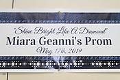 Miara G Prom 2019