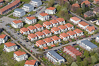 Deutschland, Schleswig-Holstein, Wentorf, Kaserne, Wohnungsbau, ehemalige Kasernenfläche, Bismark Kaserne