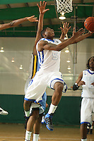 April 8, 2011 - Hampton, VA. USA; Martavious Newby participates in the 2011 Elite Youth Basketball League at the Boo Williams Sports Complex. Photo/Andrew Shurtleff
