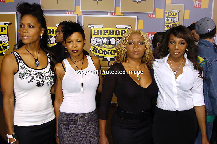 En Vogue ..at the 2nd Annual VH1 Hip Hop Honors taping on ..September 22, 2005 which will air on VH1 on September 26, 2005. ..Photo by Robin Platzer, Twin Images