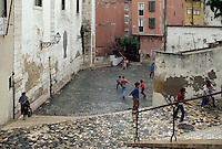 Portugal, Altstadtviertel Alfama in Lissabon