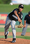 14 August 10: Jose Casillas pitches during Ocala's 15-1 win in the Cal Ripken Babe Ruth World Series 12U Majors in Aberdeen, Maryland