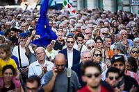 """01.06.2018 - Democratic Party (PD) National Mobilization in Rome: """"Viva l'Italia!"""""""