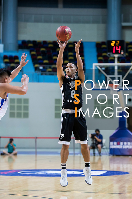 NLEX Road Warriors vs Formosa Dreamers during the Summer Super 8 at the Macao East Asian Games Dome on July 17, 2018 in Macau, Macau. Photo by Yu Chun Christopher Wong / Power Sport Images