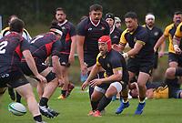 211002 Maori Rugby - Te Upoko o Te Ika Wellington v Waitaha Canterbury
