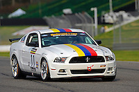 #11 Starworks Motorsport Mustang BOSS 302R of Cianni Potolicchio, Maurizio Scala & Mikel Miller (GS class)