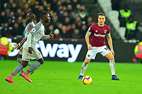 Mark Noble of West Ham United during West Ham United vs Liverpool, Premier League Football at The London Stadium on 4th February 2019