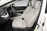 Front seat view of 2021 Toyota Camry SE 4 Door Sedan Front Seat  car photos