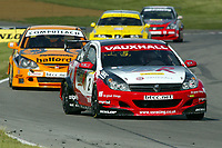 Round 3 of the 2004 British Touring Car Championship. #2. Yvan Muller (FRA). VX Racing. Vauxhall Astra Sport Hatch.