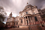 St Pauls Cathedral, London, UK