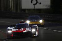 #8 TOYOTA GAZOO RACING (JPN) Toyota GR010 - Hybrid HYPERCAR - Sébastien Buemi (CHE) / Kazuki Nakajima (JPN) / Brendon Hartley (NZL) / Mike Conway (GBR)