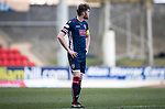 St Johnstone v Ross County…24.02.18…  McDiarmid Park    SPFL<br />A dejected Ross County captain Marcus Fraser at full time<br />Picture by Graeme Hart. <br />Copyright Perthshire Picture Agency<br />Tel: 01738 623350  Mobile: 07990 594431