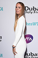 Caroline Wozniacki<br /> arriving for the WTA Summer Party 2019 at the Jumeirah Carlton Tower Hotel, London<br /> <br /> ©Ash Knotek  D3512  28/06/2019