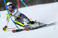 20th February 2021; Cortina d'Ampezzo, Italy; FIS Alpine World Ski Championships, Women's Slalom   Wendy Holdener (SUI)