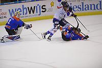 IJSHOCKEY: HEERENVEEN, 12-10-2019, IJsstadion Thialf, UNIS Flyers - Hijs Hokij Den Haag, eindstand 1-1, UNIS Flyers wint na penaltyshots, ©foto Martin de Jong