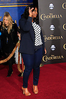 """LOS ANGELES - MAR 1:  Octavia Spencer at the """"Cinderella"""" World Premiere at the El Capitan Theater on March 1, 2015 in Los Angeles, CA"""