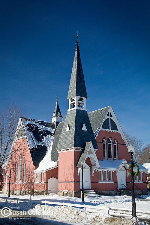 Winter in Randolph, VT