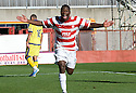25/09/2010   Copyright  Pic : James Stewart.sct_jsp008_hamilton_v_kilmarnock  .::  NIGEL HASSELBANK CELEBRATES AFTER HE SCORES ACCIES SECOND  ::.James Stewart Photography 19 Carronlea Drive, Falkirk. FK2 8DN      Vat Reg No. 607 6932 25.Telephone      : +44 (0)1324 570291 .Mobile              : +44 (0)7721 416997.E-mail  :  jim@jspa.co.uk.If you require further information then contact Jim Stewart on any of the numbers above.........