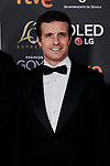Pablo Casado attends to 33rd Goya Awards at Fibes - Conference and Exhibition  in Seville, Spain. February 02, 2019. (ALTERPHOTOS/A. Perez Meca)