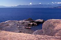 Hornby Island, BC, British Columbia, Canada - The Bluffs at Helliwell Provincial Park