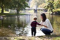 Misc - Boston Common Family Portrait