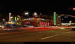 Hollywood Traffic, Hollywood Boulevard and Highland Boulevard, Hollywood, California