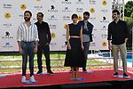 53 FESTIVAL INTERNACIONAL DE CINEMA FANTASTIC DE CATALUNYA. SITGES 2020.<br /> Equipo de la pelicula Malnazidos. Malnazidos. Photocall.