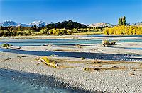Waiau River - Canterbury, New Zealand