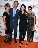 BEL AIR, CA, USA - OCTOBER 22: Kathy Taggares, Bobby Shriver, Katherine Schwarzenegger, Nikki Reed arrive at the 2014 ASPCA Compassion Award Dinner Gala held at a Private Residence on October 22, 2014 in Bel Air, California, United States. (Photo by Xavier Collin/Celebrity Monitor)