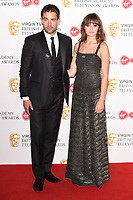 Ella Purnell<br /> in the winners room for the BAFTA TV Awards 2018 at the Royal Festival Hall, London<br /> <br /> ©Ash Knotek  D3401  13/05/2018