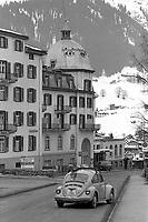 - Svizzera, stazione sciistica di Klosters  (Gennaio 1986)<br /> <br /> - Switzerland, Klosters ski resort (January 1986)