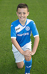 St Johnstone Academy Under 13's…2016-17<br />Aaron Isaac<br />Picture by Graeme Hart.<br />Copyright Perthshire Picture Agency<br />Tel: 01738 623350  Mobile: 07990 594431