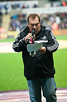 Thursday 24 October 2013  <br /> Pictured: Kev Johns<br /> Re:UEFA Europa League, Swansea City FC vs Kuban Krasnodar,  at the Liberty Staduim Swansea