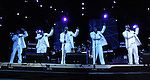 New Edition performs at the Essence Music Festival at Reliant Stadium Sunday July2,2006.