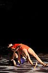 NIEUWZWART....Choregraphie : VANDEKEYBUS Wim..Compagnie : Ultima Vez..Decor : VANDEKEYBUS Wim..Lumiere : ROUGE Alban VANDEKEYBUS Wim..Costumes : LHOAS Isabelle..Avec :..FRIOJONSDOTTIR Tanja Marin..LORENC Dawid..MOTTART Benedicte..MATHIEU Olivier..MESZAROS Mate..REINBOTT Ulrike..VASS Imre..WEBBER Gavin....Avec :..PAWLOWSKI Mauro..BLIJWEERT Elko..STEVEN Jeroen:musiciens..Lieu : Theatre de la Ville..Ville : Paris..Le : 10 06 2009..© Laurent PAILLIER / photosdedanse.com..All rights reserved
